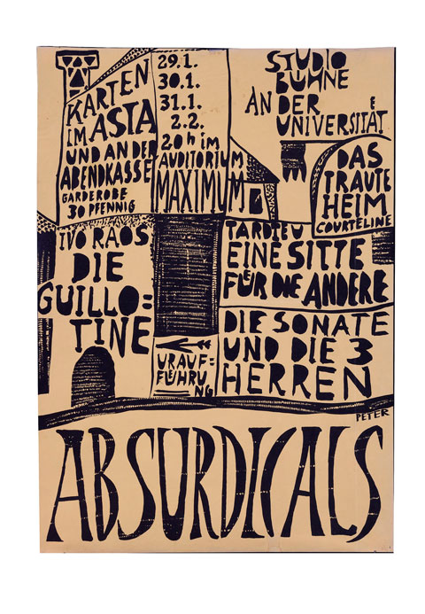 Poster for Absurdicals